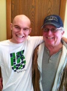 Jesse & Grandpa