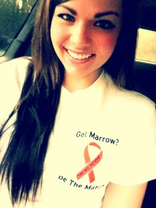 Be The Match - Tshirt front