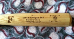 FHS Honorary Bat