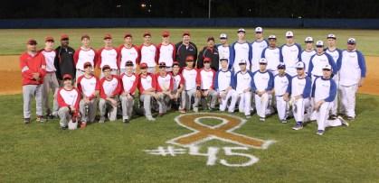 2012 RCS vs PHS BB Game