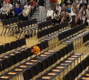 Honorary Graduation Seat