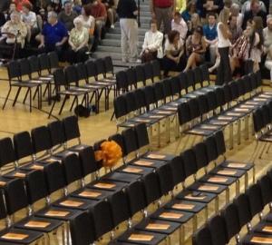 Honorary Graduation Seat