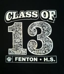 FHS 2013 Class Shirt