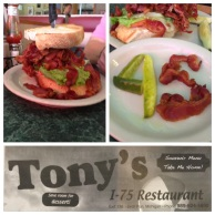 Tony's in Birch Run