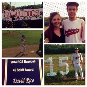 2014 RCS #45 Spirit Award